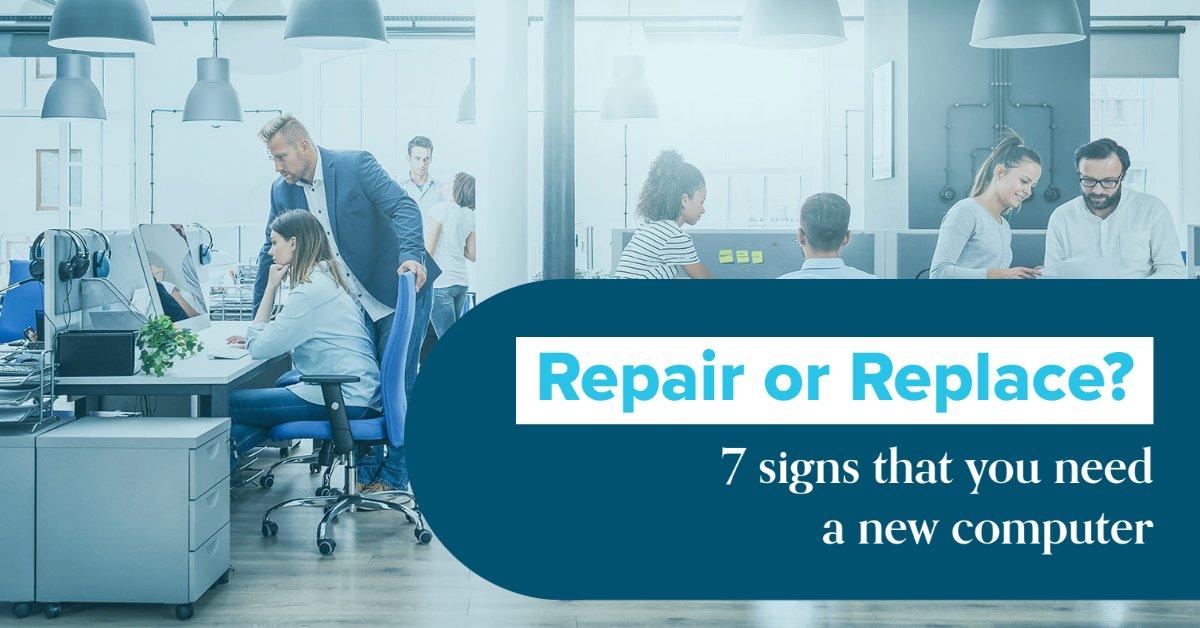 March: Repair or Replace